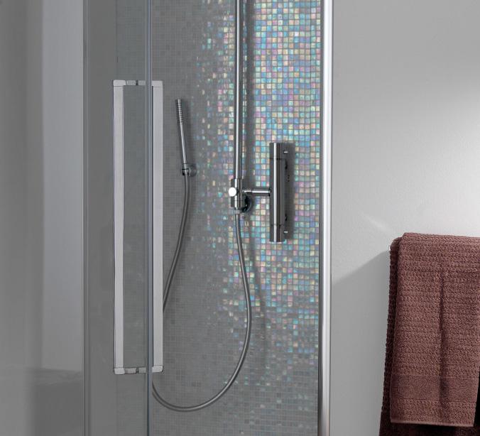 Samo porte de douche pivotante - Porte douche pivotant ...
