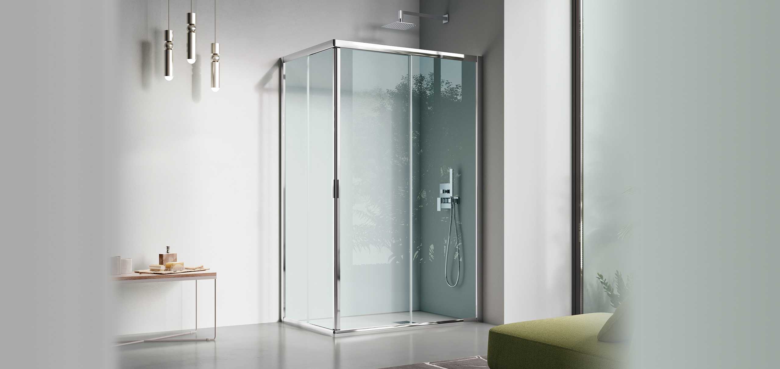 Box Doccia Samo America Up.Shower Enclosures